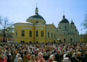 Помощь Матроны Московской