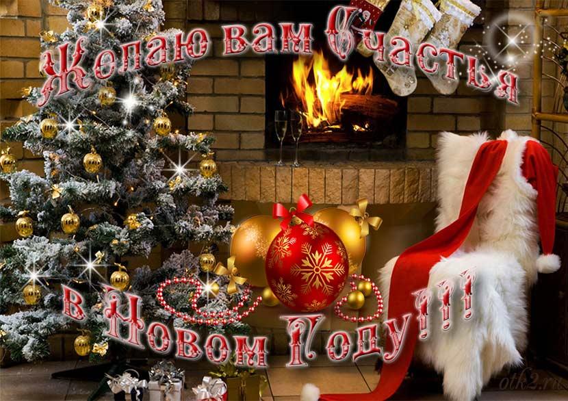 Желаю вам Счастья в Новом Году!!!